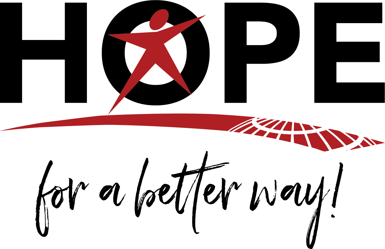 Hope for a Better Way!